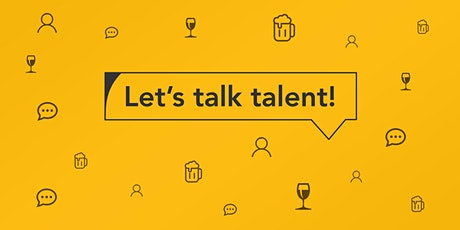 Let's talk talent meetup - virtual event  tickets
