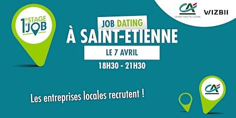 Job Dating Saint-Etienne : décrochez un emploi dans votre région ! billets
