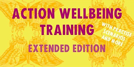 Copy of XR Action Wellbeing Training tickets