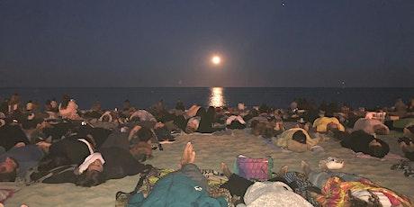 Meditacion de la Luna llena Gratis en Barcelona ONLINE @meditandoporelmundo tickets