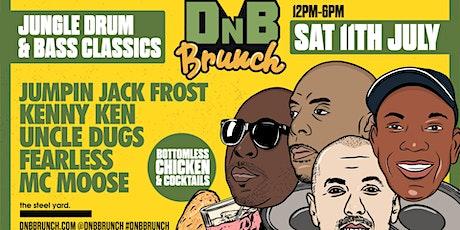 DNB Brunch - Jumpin Jack Frost, Kenny Ken, Uncle Dugs, Fearless, MC Moose tickets