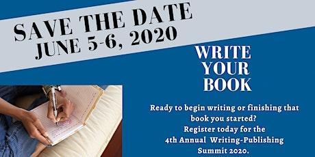 Washington DC Capital Region 2020 Writing-Publishing Workshop Summit tickets