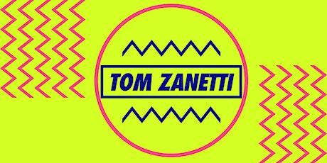 Tom Zanetti BH Mallorca 11th July Tickets