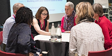 Patient Involvement Researcher Training Imperial tickets