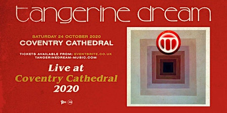Tangerine Dream (Coventry Cathedral) tickets