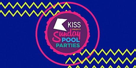 Kiss FM BH Mallorca 9th August entradas