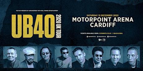 UB40 2020 (Motorpoint Arena, Cardiff) tickets