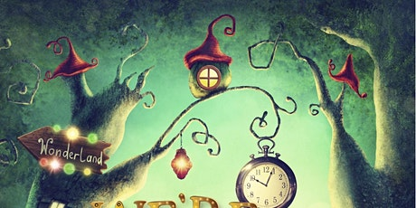 Alice in Wonderland - 11AM Recital tickets
