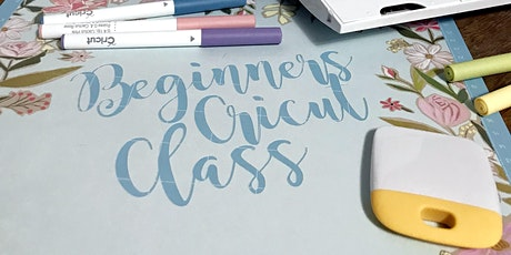 Burlington - Beginner's Cricut Class tickets