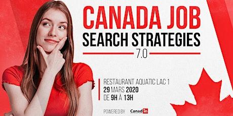 Canada Job Search Strategies 7.0 billets