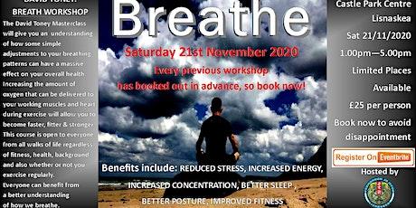 Breath Workshop tickets