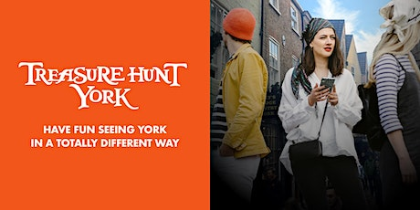 Treasure Hunt York - Gardens and Guildhalls - 1½ - 2½ hours tickets