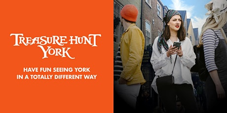 Treasure Hunt York - Gardens and Guildhalls - 2½ hours tickets