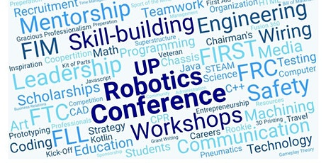 UP Robotics Conference 2020 tickets
