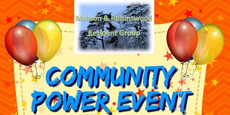 Community Power Event  tickets