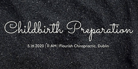 Childbirth Education & Preparation Class tickets