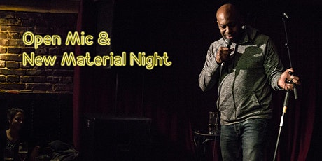 Vienna's Funniest Open Mic and New Material Night in English Tickets