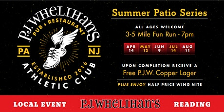 Annual Summer Patio Series tickets
