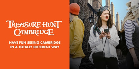 Treasure Hunt Cambridge - Colleges and Courtyards - 2-2½ hours tickets