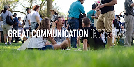 The Great Communication Intensive tickets