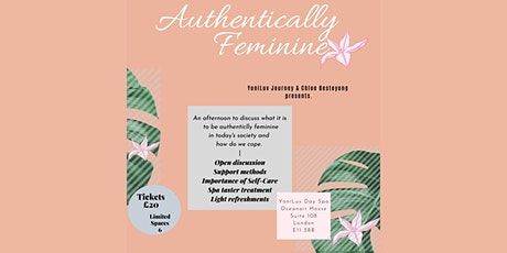 Authentically Feminine tickets