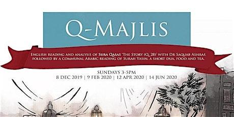 Q-Majlis @ Rumi's Cave  tickets
