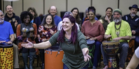 VMC 1- Day Introduction to Drum Circle Facilitation tickets