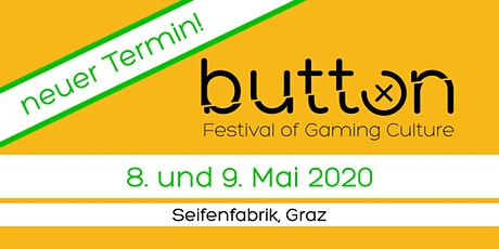 button 2020 - Festival of Gaming Culture  Tickets