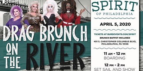 Drag Brunch on the River tickets