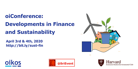 oiConference: Developments in Finance and Sustainability tickets