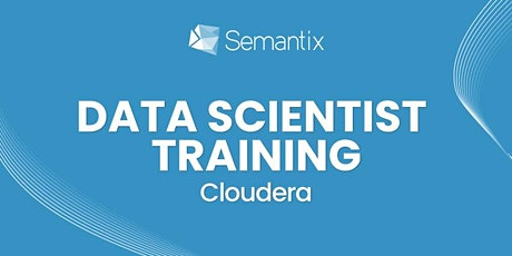 Cloudera Data Scientist Training tickets