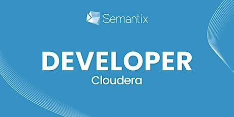 Cloudera Developer bilhetes