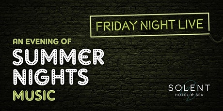 Summer Nights Tribute Night tickets