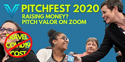 Pitchfest: Pitch A VC Via Zoom (Keep Corona Quiet)