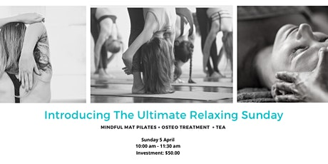 Mindful Pilates & Massage tickets