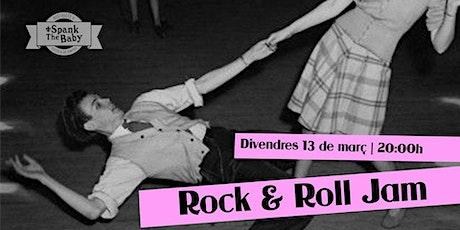 Jam Rock & Boggie entradas