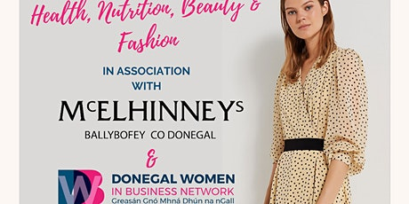 McElhinneys - Health & Beauty event tickets