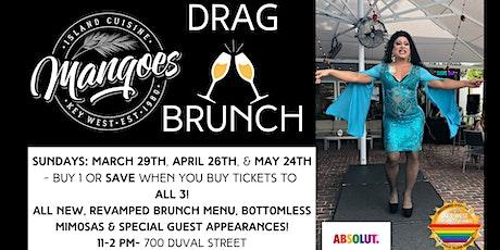 Mangoe's Drag Brunch tickets