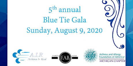 5th annual Blue Tie Gala tickets
