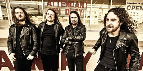 This show has been Cancelled.   Airbourne tickets