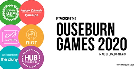 Ouseburn Games 2020 tickets