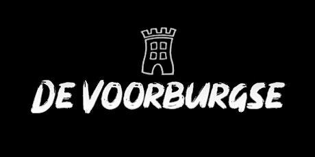 DE VOORBURGSE X EASTER 2020 15+ tickets