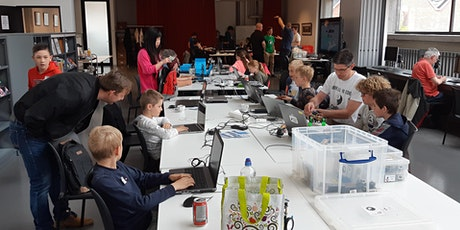 CANCELLED - CoderDojo Ieper - 11/04/2020 tickets