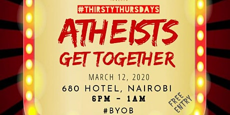 Atheists Get Together tickets