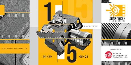 15th Annual Sunscreen Film Festival tickets