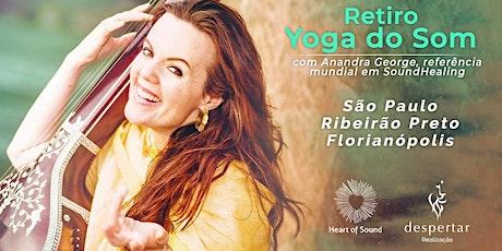 Retiro Yoga do Som em Ribeirão Preto ingressos