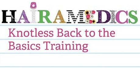 Knotless Back to the Basics Training tickets