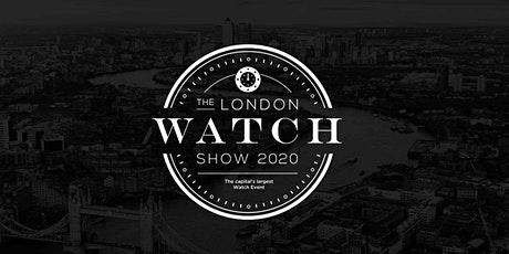 The London Watch Show tickets
