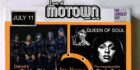 LOVE OF MOTOWN & MORE CONCERT (To Benefit Alzheimer's) tickets