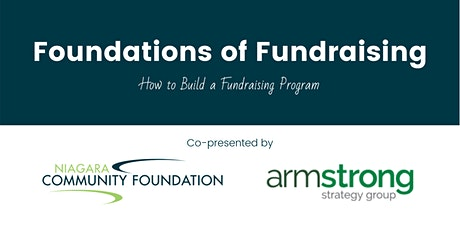 Foundations of Fundraising- POSTPONED billets